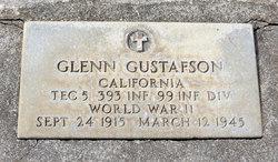 Glenn Gustafson