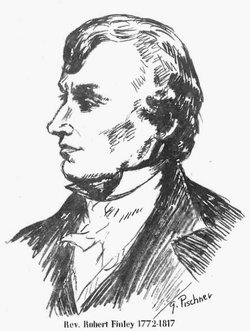 Rev Robert Finley