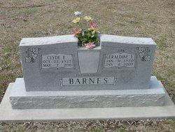 "Geraldine Y. ""Jerri"" <I>Harney</I> Barnes"