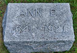 Ann Eliza <I>King</I> Hickenlooper