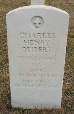 Charles Henry Deibert