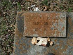 Leile Ruth Hardeman
