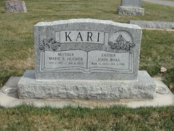 John Boas Kari