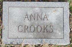 Mary Anna <I>Seybold</I> Crooks