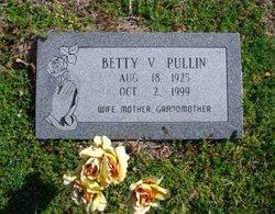 Betty Virginia Pullin