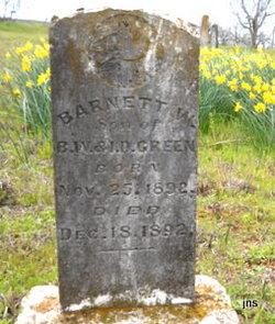 Barnett W. Green