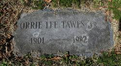 Orrie Lee Tawes Jr 1901 1992 Find A Grave Memorial