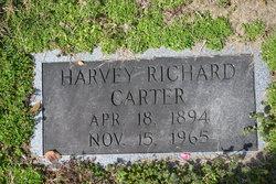 Harvey Richard Carter