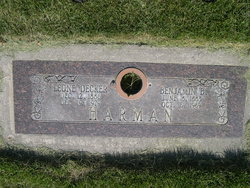 Benjamin Beltren Harman