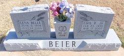 Lena Bell <I>Knight</I> Beier