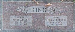 Anna <I>Seeley</I> King