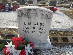 L. M. Wood