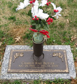 Charlie Ray Butler