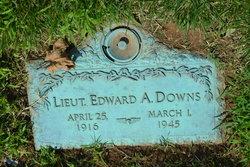 2LT Edward Alvin Downs