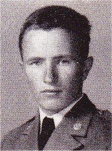 2LT James Arthur Norton Jr.
