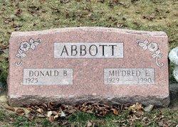 Mildred E <I>Sells</I> Abbott