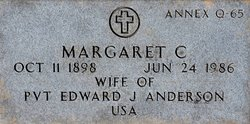 Margaret C. Anderson