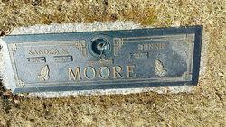Sandra M Moore