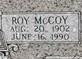 Roy McCoy Black