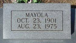 Mayolo McAdor <I>Robinson</I> Miles