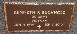 Kenneth R Buchholz