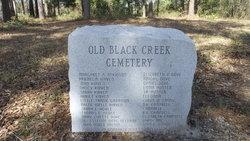 Old Black Creek Baptist Church Cemetery