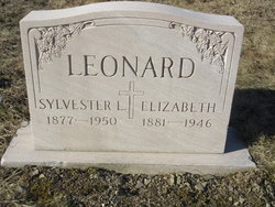 Elizabeth Mary <I>Fochtman</I> Leonard