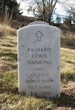 Richard Lewis Simmons