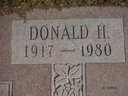 Donald Herbert Bart