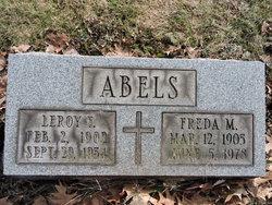 Freda M. <I>Rosepink</I> Abels
