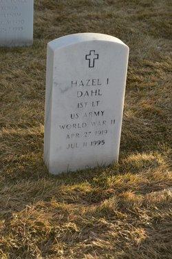 Hazel I Dahl