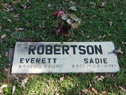 Everett Robertson
