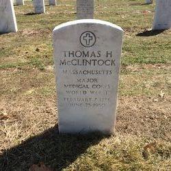Dr Thomas Henry McClintock