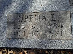 Orpha L. <I>Sickler</I> Freeman