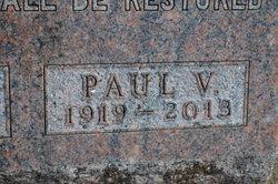 Paul Victor Schmidt