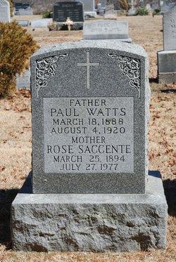 Rose Johana Frabizio Saccente 1894 1977 Find A Grave Memorial