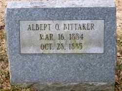 Albert O Bittaker