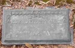 Edward Everett Warde
