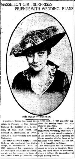 Dorothy <I>Dielhenn</I> McLaughlin Lynch