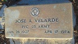 Jose Abedon Velarde