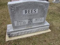 Byron Lee Rees