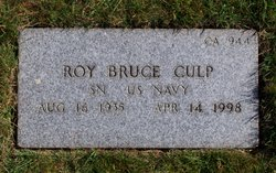 Roy Bruce Culp