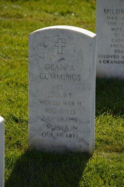 Dean A Cummings
