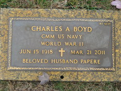 Charles A. Boyd