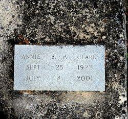 Annie B Clark