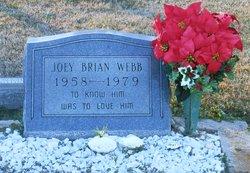 Joey Brian Webb