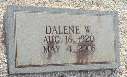 Dalene W <I>West</I> Bagwell