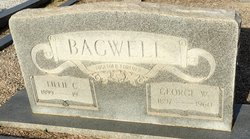Lillie C <I>Cloud</I> Bagwell