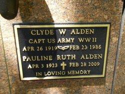 Pauline Ruth Alden