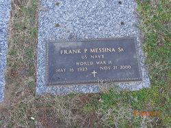 Frank Patrick Messina, Sr